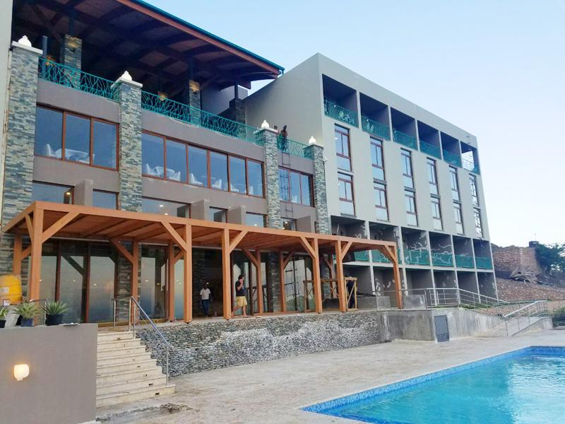 Hotel Satama (Cabo Haitiano) 2