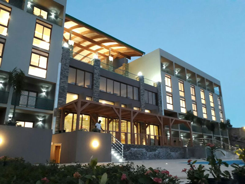 Hotel Satama (Cabo Haitiano) 3